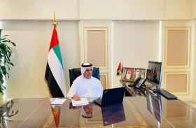 الإمارات تشارك في الاجتماع الاستثنائي الثاني لوزراء المالية ومحافظي البنوك المركزية لمجموعة العشرين