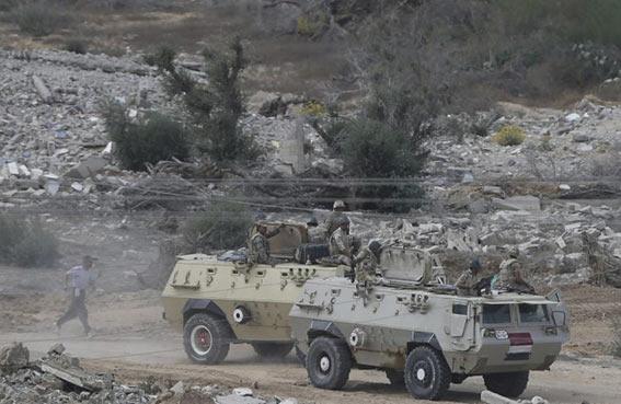 واشنطن تدين الهجمات الإرهابية في سيناء