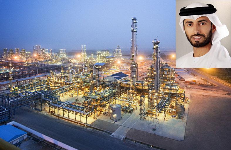 الإمارات تعزز خلال 2015 موقعها  ودورها الاستراتيجي في صناعة النفط والغاز والطاقة