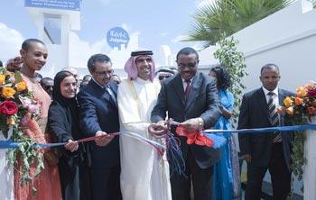 تدشين أول مصنع إماراتي للدواء في أثيوبيا بتكلفة 10 ملايين دولار