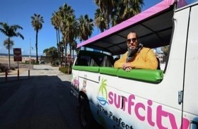 سياحة افتراضية في كاليفورنيا المغلقة