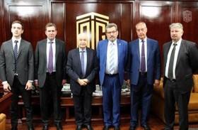 «أبوغزالة» توقع مذكرة تفاهم مع الأكاديمية الروسية للملكية الفكرية