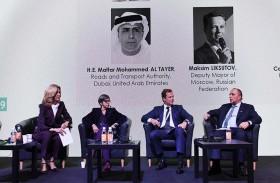 طرق دبي تشارك في مؤتمر ومعرض الاتحاد العالمي للمواصلات العامة في ستوكهولم