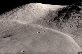علماء يبحثون في نشأة الأرض تحت سطح القمر