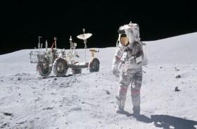 ناسا ترسل الروبوت لنشر تلسكوبات على القمر