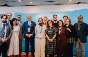 نورة الكعبي: تتيح الشراكة الوصول لجمهور أوسع لإطلاع العالم على تجربة التسامح الإماراتية