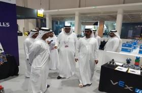 وزير التربية والتعليم يتفقد جاهزية «أبوظبي التقني» لتنظيم مسابقة المهارات العالمية