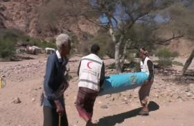 الهلال الأحمر الإماراتي يسير فريقه الميداني استجابة لمناشدة مسن يمني ضرير