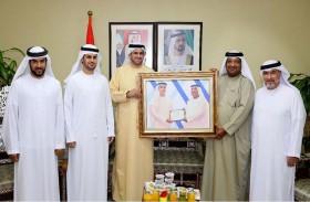 وفد صندوق الفرج يزور جمعية بيت الخير تقديراً لجهودها الخيرية والإنسانية في 2017