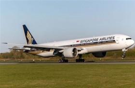 مسار سريع للرحلات بين سنغافورة والصين في يونيو