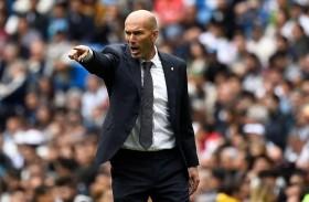 زيدان يبدأ مغامرته الثانية مع ريال مدريد