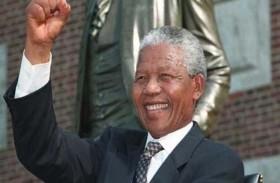 نجوم الغناء يكرمون مانديلا
