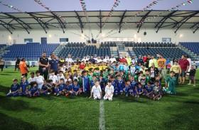 انطلاق مهرجان أندية دبي لبراعم كرة القدم تحت 8 سنوات