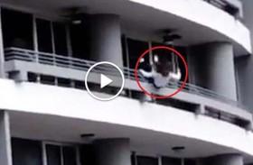 سقطت من الطابق 27 بسبب سيلفي