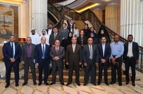 سوق أبوظبي للأوراق المالية يعقد ورشة عمل حول تعزيز العلاقات بين الشركة والمستثمرين