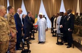 باريس: عمليات عسكرية مرتقبة في المثلث الحدودي بين مالي والنيجر وبوركينا فاسو