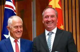 الائتلاف الحكومي الأسترالي يغرق في أزمة