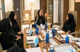 مجلس إدارة مؤسسة دبي للمرأة يطلع على إنجازات 2017 ويستعرض خطة 2018