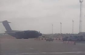 تونس: حقيقة هبوط طائرة عسكرية قطرية بجربة...؟