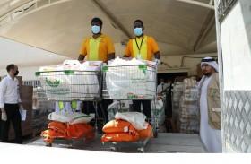 خيرية الشارقة تتبرع بـ7.5 مليون درهم لصالح المبادرات الإنسانية تجاوبا مع أزمة كورونا