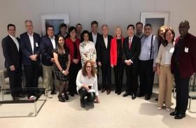 صندوق النقد الدولي بواشنطن  يكرم  الأولمبياد الخاص الدولي
