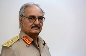 حفتر ينفي هجومه  على سيف الإسلام القذافي