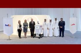 دبي المحطة الدولية الأولى خارج الولايات المتحدة لاختبار جهاز «روكسو»لتوصيل الشحنات الخاصة