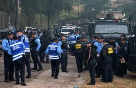 هندوراس تتجاهل حظر التجول والاحتجاجات تتواصل