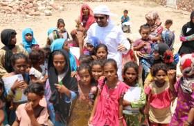أهالي سقطرى يشيدون برعاية الشيخة فاطمة للأمهات والأطفال في الجزيرة