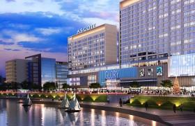 أسكوت تتربع على عرش الشقق الفندقية في الصين