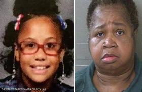 سجنت مدى الحياة لجلوسها  على ابنة عمها