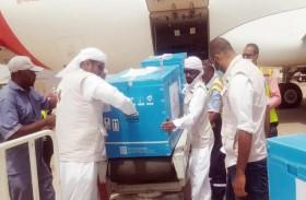 الإمارات ترسل 60 ألف جرعة من لقاح كوفيد- 19 إلى سقطرى