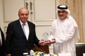 «أبوظبي للأوراق المالية» يتسلم رئاسة اتحاد البورصات العربية