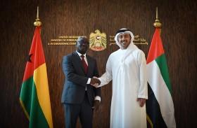 رئيس الدولة يتلقى رسالة خطية من رئيس غينيا بيساو