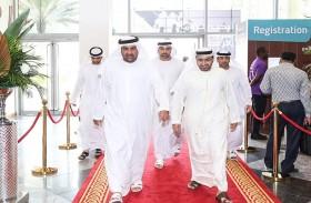 راشد بن فهد يفتتح فعاليات أسبوع دبي الدولي للضيافة