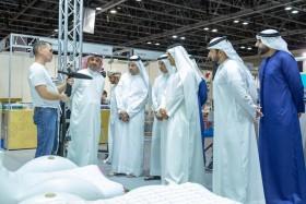 انطلاق فعاليات معرض رياضات المغامرة والتحدي في دبيبالتعاون مع مجلس دبي الرياضي