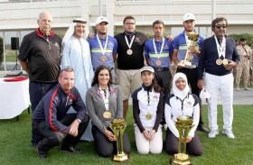 «أحمد سكيك» ضمن نجوم بطولة الجولف في دبي