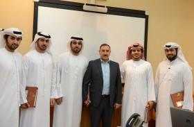 بلدية منطقة الظفرة تنفذ برنامجا تدريبيا شاملا لموظفيها