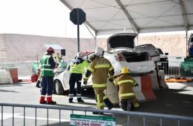 انطلاق تحدي الإمارات لفرق الإنقاذ في ميدان الروية 2020