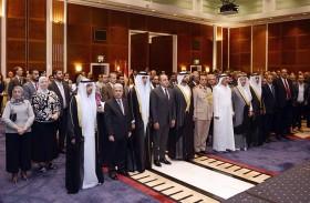 الزيودي يحضر احتفال القنصلية المصرية في دبي بذكرى ثورة 23 يوليو المجيدة