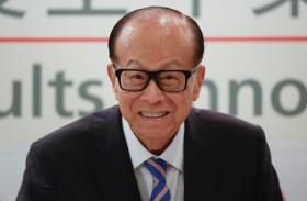 أغنى رجل في هونج كونج يدعو للمحبة