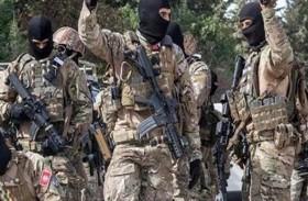الأمن التونسي يقضي  على 3 عناصر إرهابية