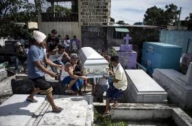 كنيسة الفيليبين تدعو إلى وقف حرب المخدرات