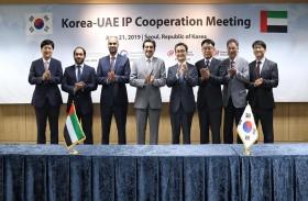 الشحي: التعاون يؤكّد عمق العلاقات الإماراتية - الكورية في شتى المجالات وفي مقدمتها حماية الملكية الفكرية