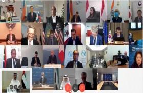 المالية والصحة يصادقان على بيان مجموعة العشرين بشأن الاستجابة المشتركة لمواجهة كوفيد - 19