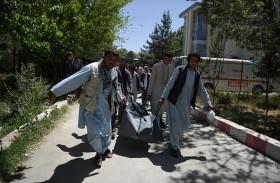 مقتل 1662 مدني أفغاني في النصف الأول 2017