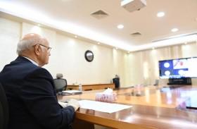 المجلس الاستشاري الأول لكلية الحوسبة والمعلوماتية بجامعة الشارقة