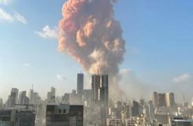 خبير متفجرات: انفجار بيروت نتج عن احتراق صواريخ عسكرية