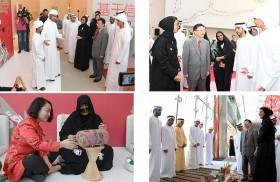 نادي تراث الإمارات يشارك في الأسبوع الإماراتي الصيني