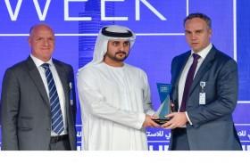 مكتوم بن محمد يفتتح أسبوع دبي للاستثمار